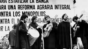 Resultado de imagen para CANTO revolucionario quilapayun