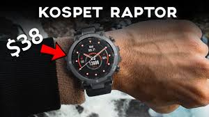 <b>Kospet Raptor</b> Rugged Smartwatch - A Cheaper Alternative to ...
