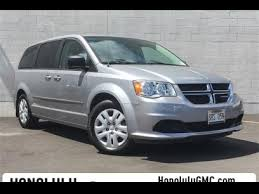 Used 2015 Dodge Grand Caravan SE for sale in HONOLULU, HI ...