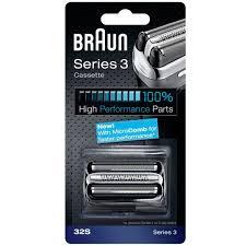 <b>Сетка и режущий блок</b> для электробритвы Braun Series 3 32S ...