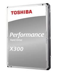Buy <b>Toshiba</b> HDWR21CUZSVA <b>X300</b> (Performance) Bare <b>12TB</b> 3.5 ...
