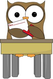 Image result for owl on branch clip art