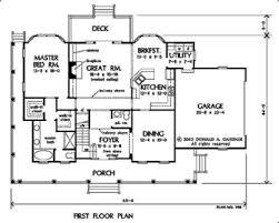 New River Gorge Preserve   Erskine HouseHouse Floor Plan  click to enlarge