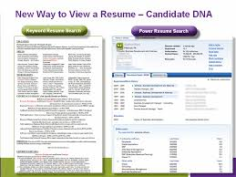 monster s new resume search is a winner ere monster dna