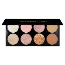 Revolution <b>палетка румян ultra blush</b> palette — 3 отзыва о товаре ...