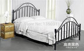 bedroom furniture contractstudentbedroomfurniture: enhanced version of european style metal bed iron bed double bed pastoral style student bed