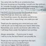Cute Best Friend Quotes That Will Make You Cry | Best Quotes 2015 via Relatably.com