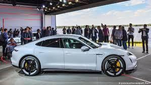 Первый <b>электромобиль Porsche</b>: четыре особенности модели ...