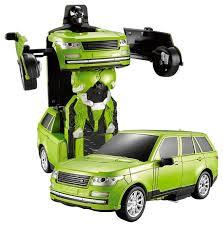 <b>Робот</b>-<b>трансформер 1 TOY</b> Rover Т10865 / Т10866 — купить по ...