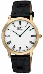 <b>Часы COVER CO124</b>.<b>17</b> Black