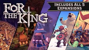 Save 60% on For The <b>King</b> on Steam