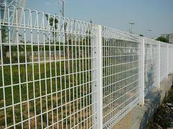 <b>Wire Mesh Fence</b> at Best Price in India
