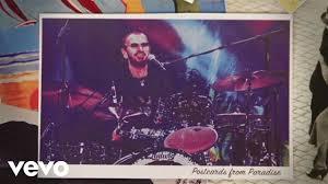 <b>Ringo Starr</b> - <b>Postcards</b> From Paradise (Lyric Video) - YouTube