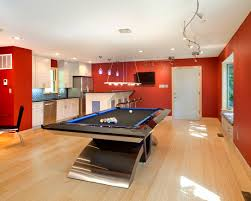 kitchen room pull table:  images about ideas for pool table on pinterest bonus rooms contemporary games and shuffleboard table