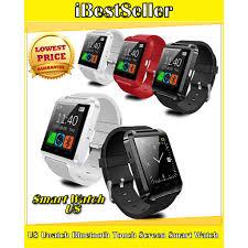 iBestSeller <b>U8</b> Uwatch Bluetooth Touch Screen <b>Smart</b> Watch <b>U8</b> ...