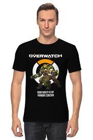 <b>Футболка классическая Overwatch</b>. Ориса #2154473 от geekbox ...