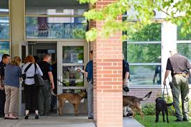 lone peak high students released after threat against school students released from lone peak after bomb threat 01