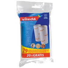 Сменные <b>ролики</b> 2х29 <b>Vileda</b> для чистки одежды