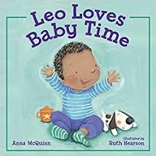 <b>Leo</b> Loves <b>Baby</b> Time: McQuinn, Anna, Hearson, Ruth ...