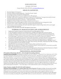doc customer service manager resume template com office customer service resume