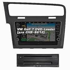 <b>DVD</b>-Loader для <b>Incar</b> CHR-<b>8612 Volkswagen</b> Golf 7