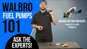 <b>Walbro</b> Fuel Pumps - Everything You Need to Know for 500+whp ...