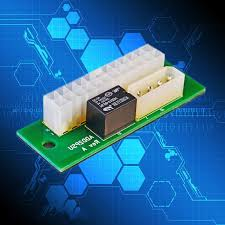 <b>Add2PSU Multiple Power</b> Supply Adapter Sync Starter Extender ...