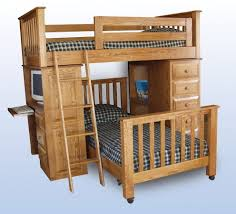 bunk bed desk trundle combo bed desk dresser combo home