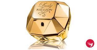 <b>Lady Million Paco Rabanne</b> perfume - a fragrance for women 2010
