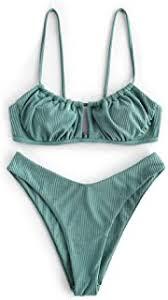 Women's Bikini Swimsuits - Bandeau / Bikinis ... - Amazon.com