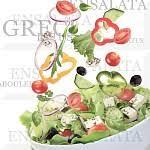<b>Керамическая</b> плитка <b>Absolut Keramika</b> Composicion Salad <b>Панно</b> ...