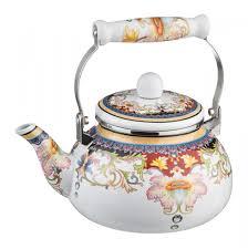 чайник лысьвенские эмали итальянская кухня 2 л