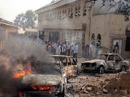 Image result for boko haram attacks chibok