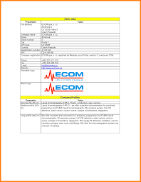 profile format printable wish list template cease and desist 6 format of company profile timesheet conversion format of company profile company profile format 68567304 6