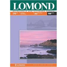 Двусторонняя <b>матовая</b> фотобумага <b>Lomond</b> для струйной печати ...