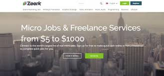 top micro job sites like fiverr to fiverr website