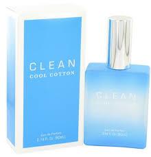 New: <b>CLEAN Cool Cotton</b> Eau de Parfum - Fabelish