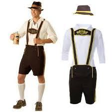 <b>Mens Oktoberfest</b> Costumes Traditional German Halloween <b>Cosplay</b> ...