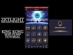 <b>Zetlight King Kong</b> WIFI <b>Pump</b> Complete Tutorial (Connecting to ...