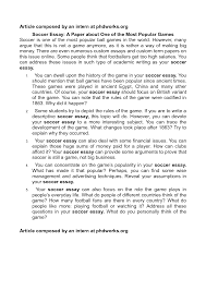 sport essay detail information for descriptive essay about soccer title descriptive essay about soccer size 154kb format image png