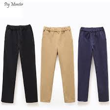 Детские эластичные <b>брюки</b> цвета хаки, черные <b>брюки</b> для ...