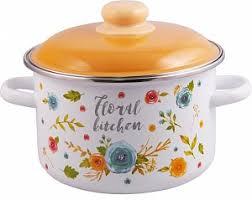 Эмалированные кастрюли и чайники <b>Appetite</b> в интернет ...
