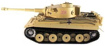 <b>Радиоуправляемый танк Taigen German</b> Tiger 1 1:16 ранняя ...