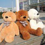 Buy << <b>160CM 180CM 200CM 220CM</b> 5colors <b>giant</b> pink <b>teddy</b> bear ...