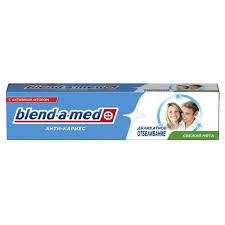 <b>Зубная паста BLEND</b>-A-<b>MED</b> Анти-Кариес Здоровая белизна и ...