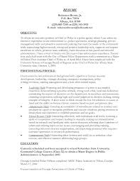 objective statement for resume police officer police officer resume objective examples cv vs resume curriculum uezh digimerge net perfect resume example resume