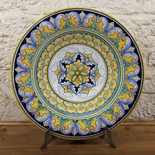 beautiful decorative plates wall