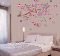 party decoration wall stickers birdcage bohemian morning style removable decal mural paper home decor art pvc bedroom furniture sticker style