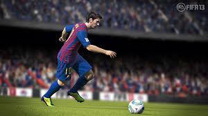 FIFA 13 Messi