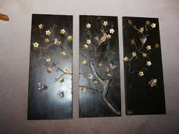 tree scene metal wall art: metal tree wall art decor metal tree wall art decor metal tree wall art decor